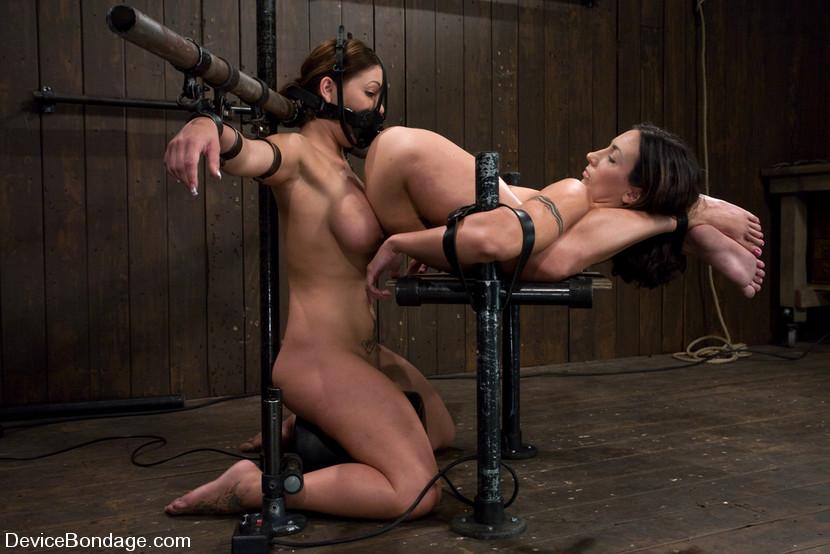 Bondage 69 position bondage